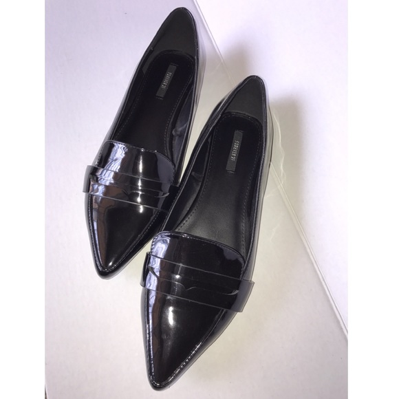 2ac9a09bceb Forever 21 Shoes - Penny loafer style flats.